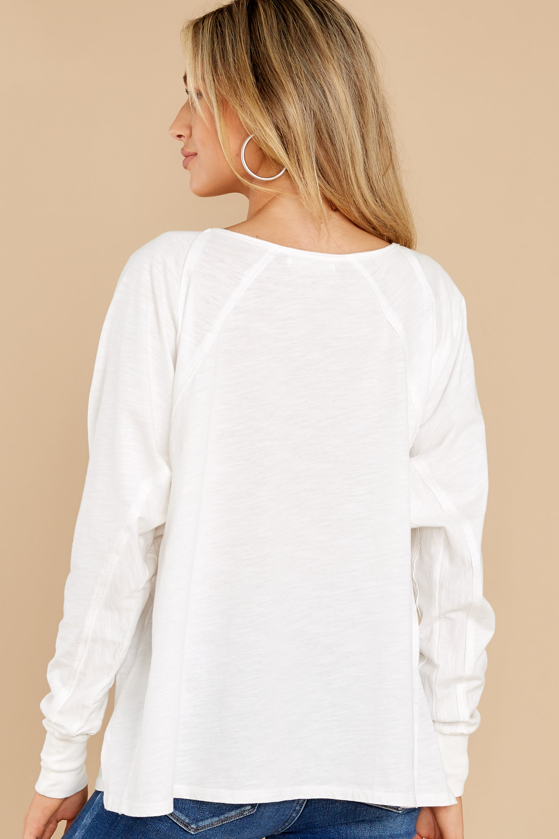 8 Procaffeinating Kind White Top at reddress.com