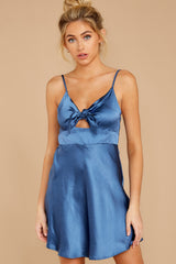 7 Waiting Dockside Regatta Blue Dress at reddressboutique.com