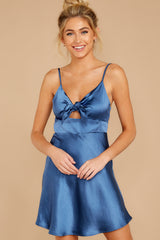 4 Waiting Dockside Regatta Blue Dress at reddressboutique.com