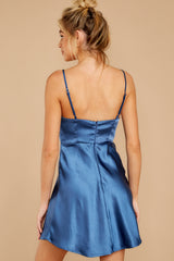 8 Waiting Dockside Regatta Blue Dress at reddressboutique.com