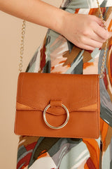 2 Good Omens Brown Clutch at reddress.com