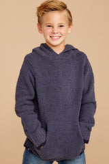 7 CozyChic® Pacific Blue Youth Pullover Hoodie at reddressboutique.com