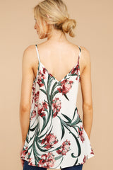 Always Ready Tank In Once And Floral