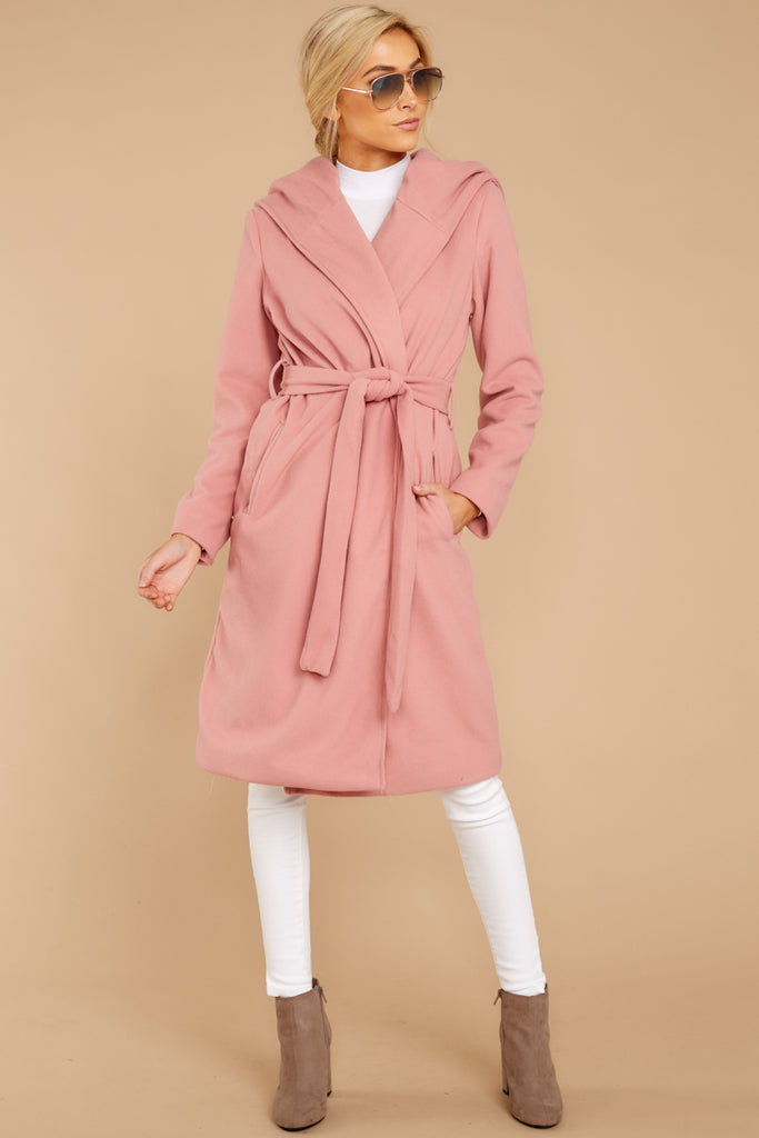 e67ad52288374 Welcome The Winter Rose Pink Coat