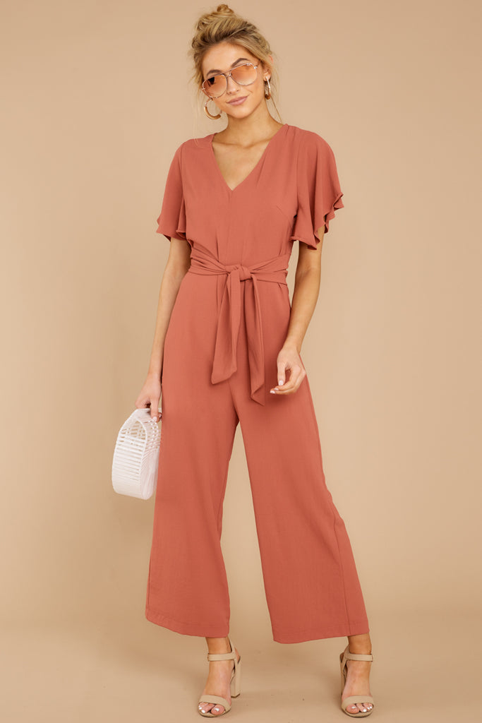 1 Can You Believe This Blush Jumpsuit at reddressboutique.com