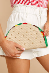 7 Something To Taco About Purse at reddressboutique.com