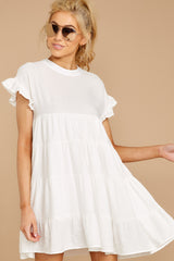5 Nothing More Nothing Less White Dress at reddressboutique.com