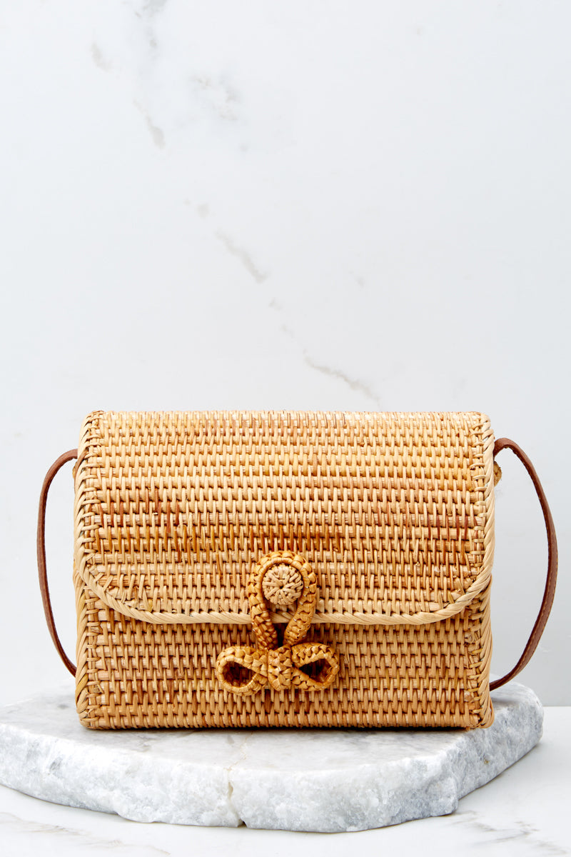 Adventure Together Tan Purse (18252824215648 MMS Trading) photo