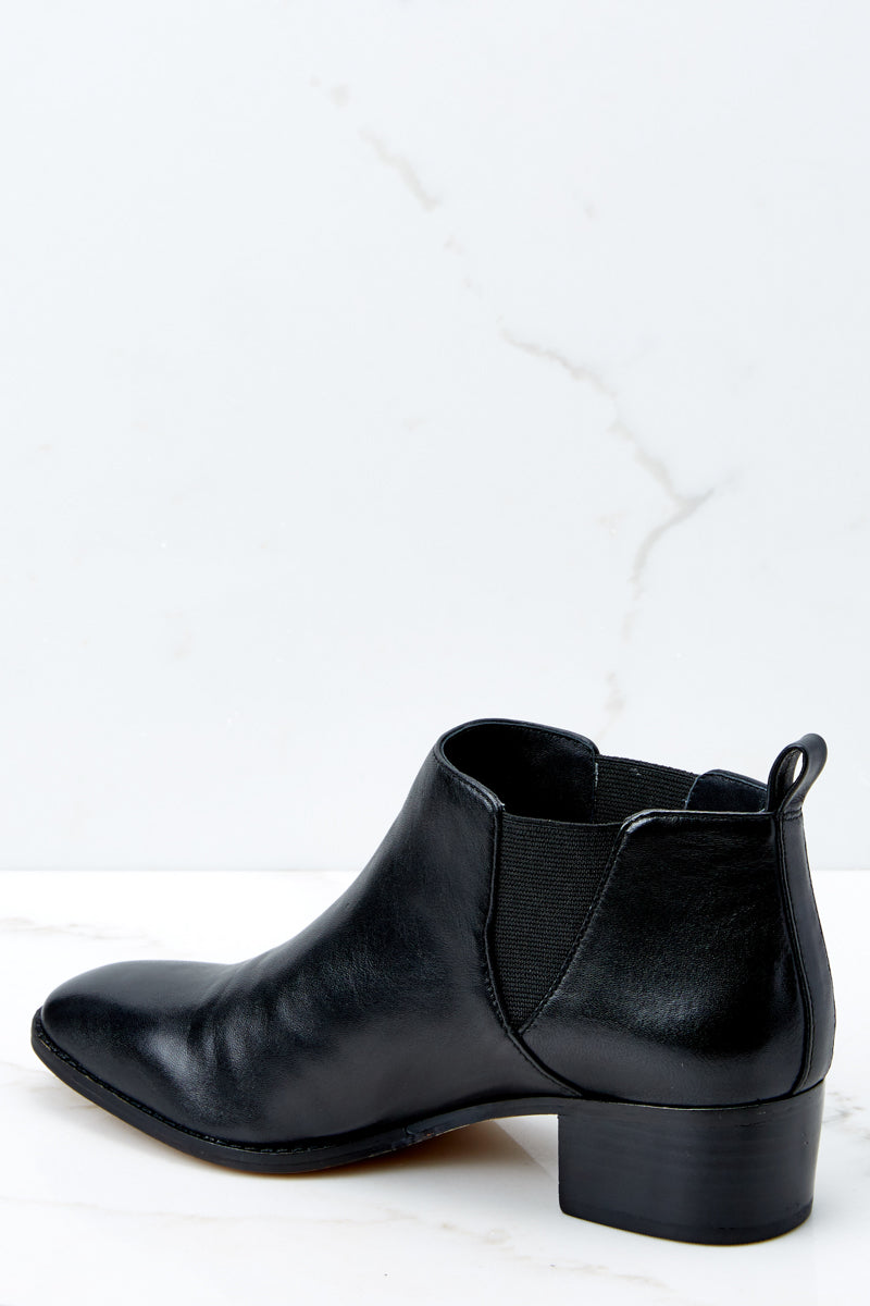 3 Jahlily Ankle Bootie In Black at reddressboutique.com