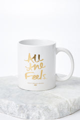 All The Feels Mug at reddressboutique.com