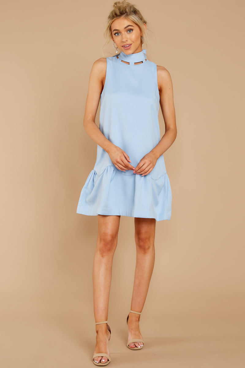 3 Whenever This Happens Powder Blue Dress at reddress.com