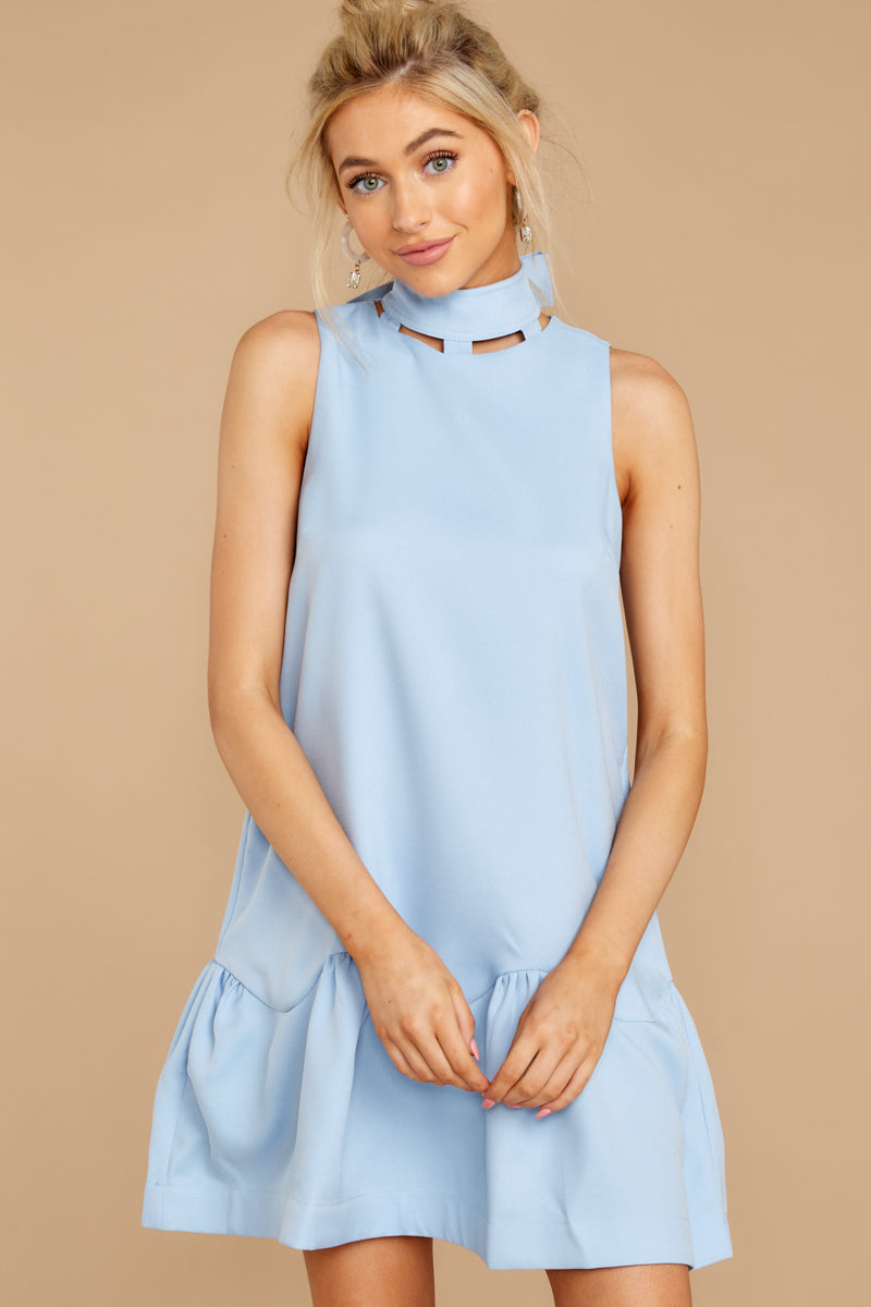 4 Whenever This Happens Powder Blue Dress at reddress.com