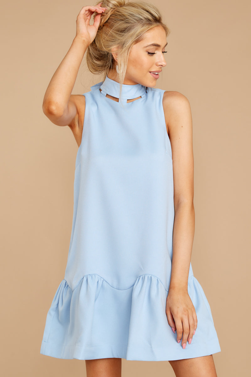 5 Whenever This Happens Powder Blue Dress at reddress.com