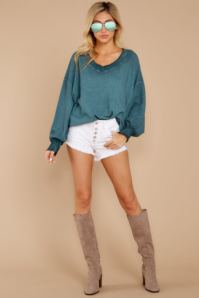 1 Keep It Real Evergreen Cropped Cardigan at reddressboutique.com