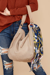 Original Purpose Beige Handbag