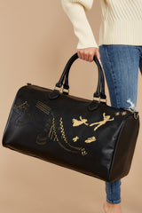 1 Peter Pan Travel Bag at reddressboutique.com