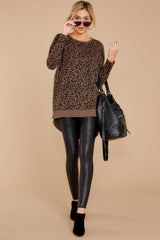 3 The French Roast Leopard Weekender at reddressboutique.com