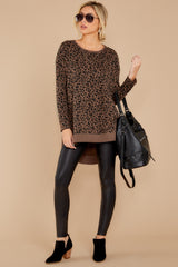 2 The French Roast Leopard Weekender at reddressboutique.com