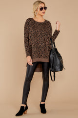 4 The French Roast Leopard Weekender at reddressboutique.com