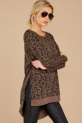 6 The French Roast Leopard Weekender at reddressboutique.com