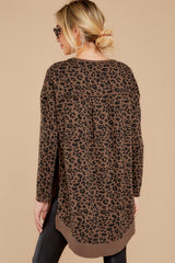 8 The French Roast Leopard Weekender at reddressboutique.com
