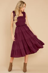 4 Our Favorite Date Mulberry Maxi Dress at reddress.com