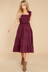 3 Our Favorite Date Mulberry Maxi Dress at reddress.com