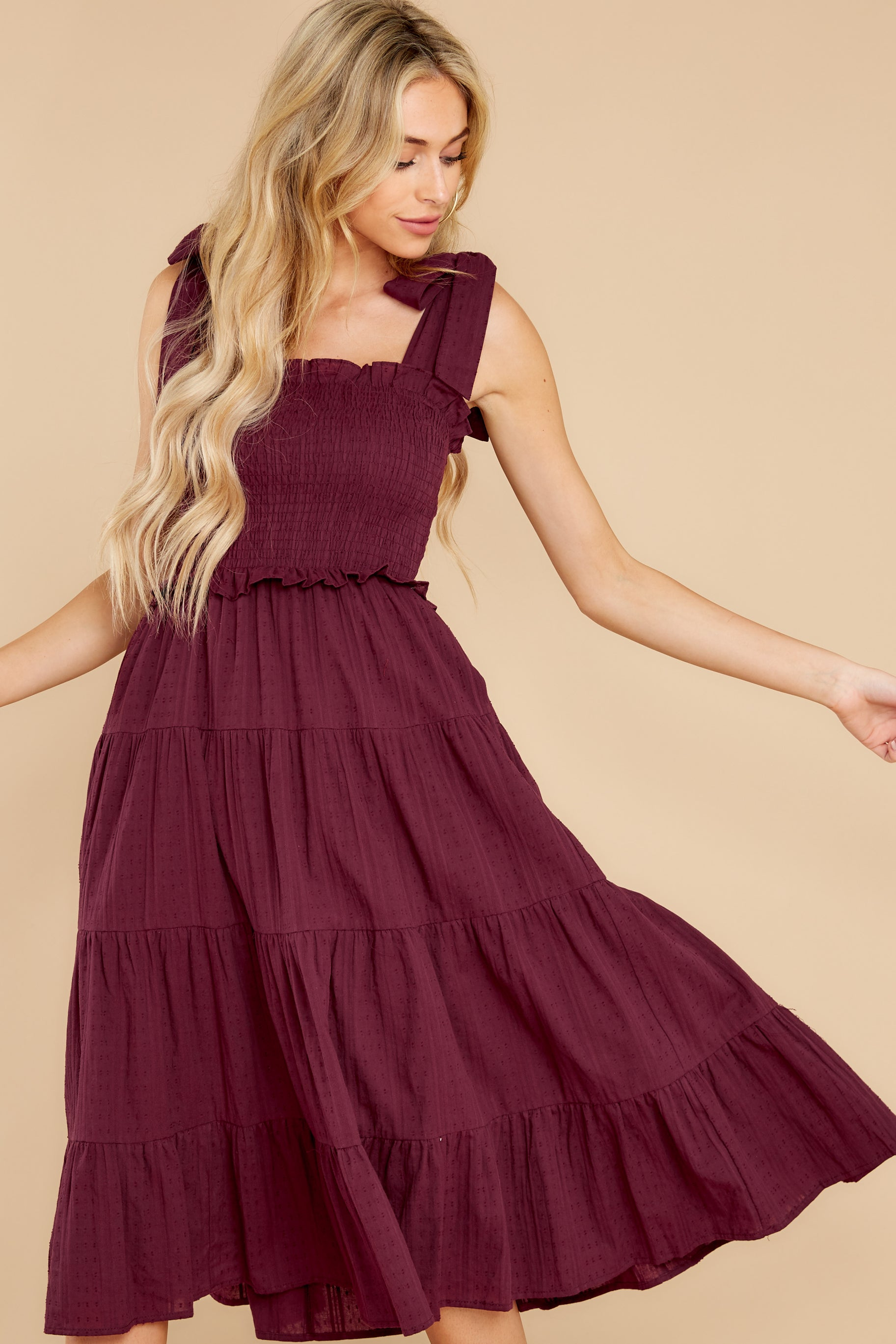 5 Our Favorite Date Mulberry Maxi Dress at reddress.com