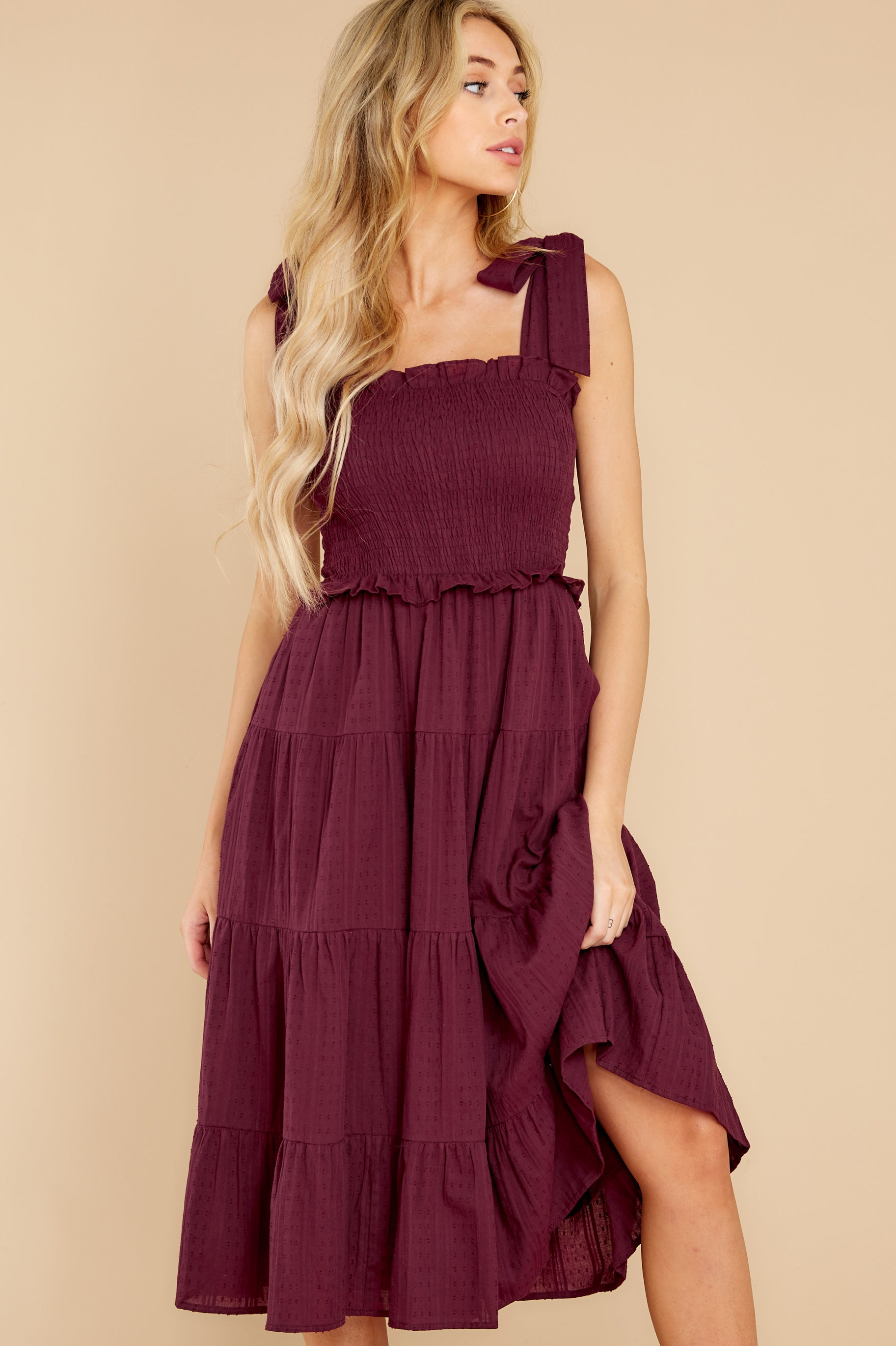 6 Our Favorite Date Mulberry Maxi Dress at reddress.com