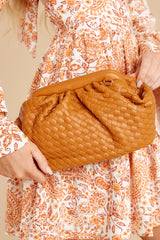 1 Why Of Course Butterscotch Bag at reddress.com