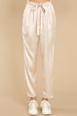 2 Go Glam Champagne Pants at reddress.com