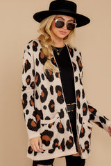 8 Her Feisty Side Leopard Print Cardigan @ reddress.com