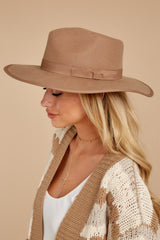 Under Cover Pecan Brown Hat