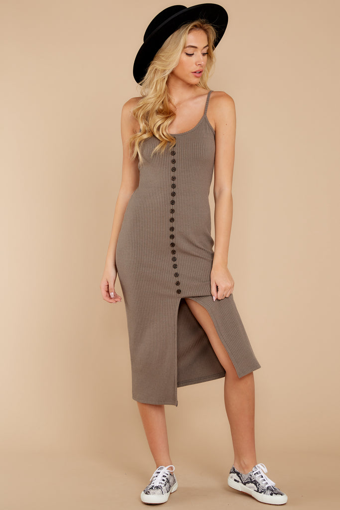 6 Lounging Around Grey Dress at reddress.com