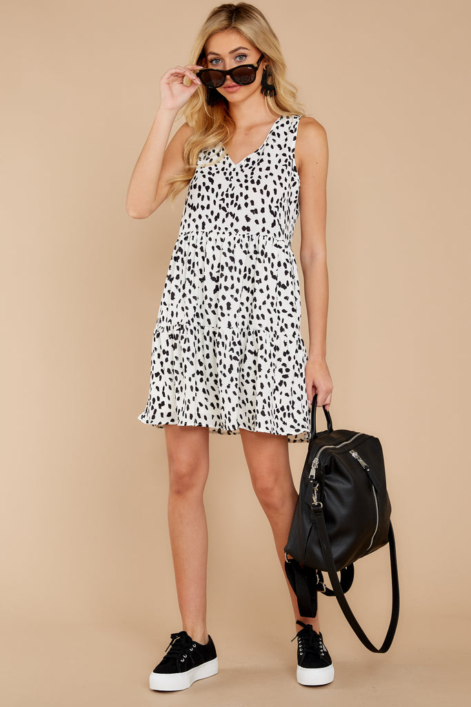 1 Before You Go Cheetah Print Dress at reddressboutique.com