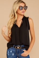 5 Fashion Classification Black Top at reddress.com
