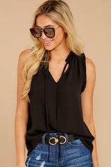 6 Fashion Classification Black Top at reddress.com