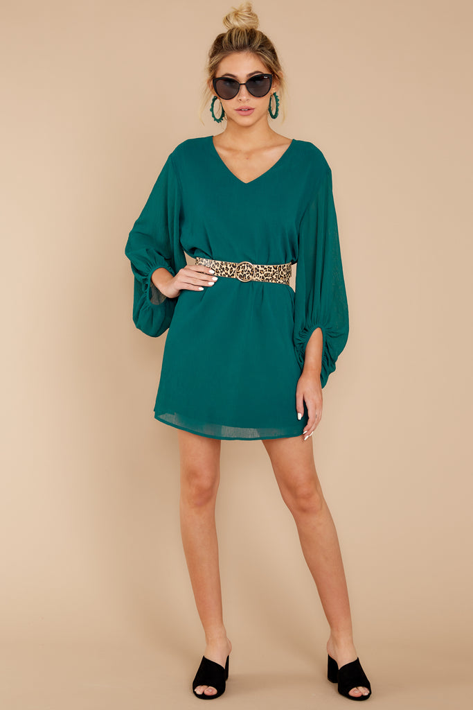 4 Ready Willing And Cable Teal Green Sweater Dress at reddressboutique.com