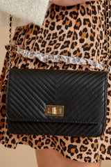 1 My Obsession Black Purse at reddressboutique.com