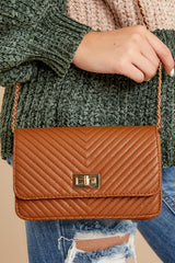 1 My Obsession Light Brown Purse at reddressboutique.com