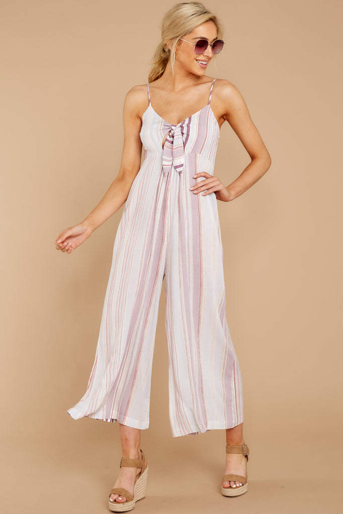 1 Late Summer Evenings Violet Jumpsuit at reddressboutique.com