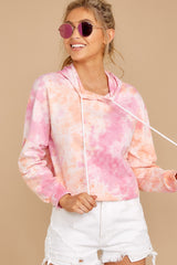 4 Santa Monica Beach Pink Knit Pullover at reddressboutique.com