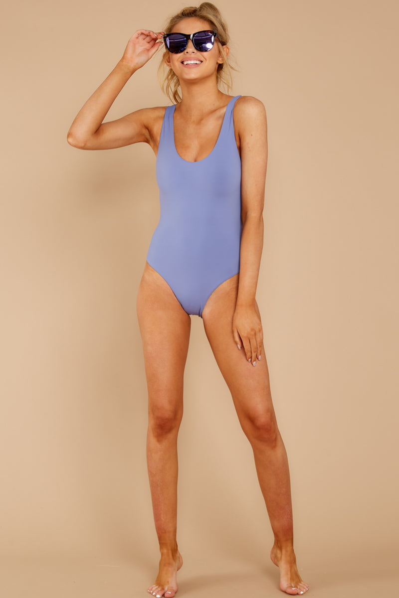 5 Feeling Salty Lilac One Piece Swimsuit at reddress.com