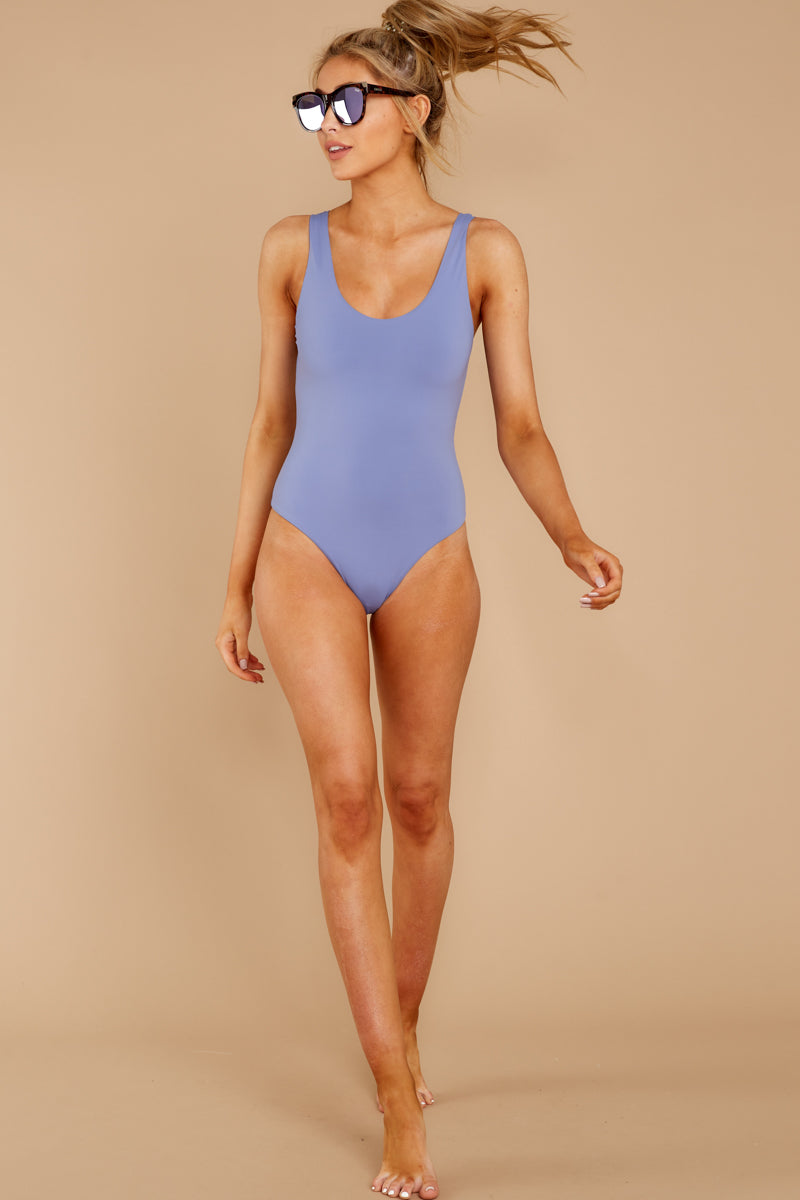 6 Feeling Salty Lilac One Piece Swimsuit at reddress.com