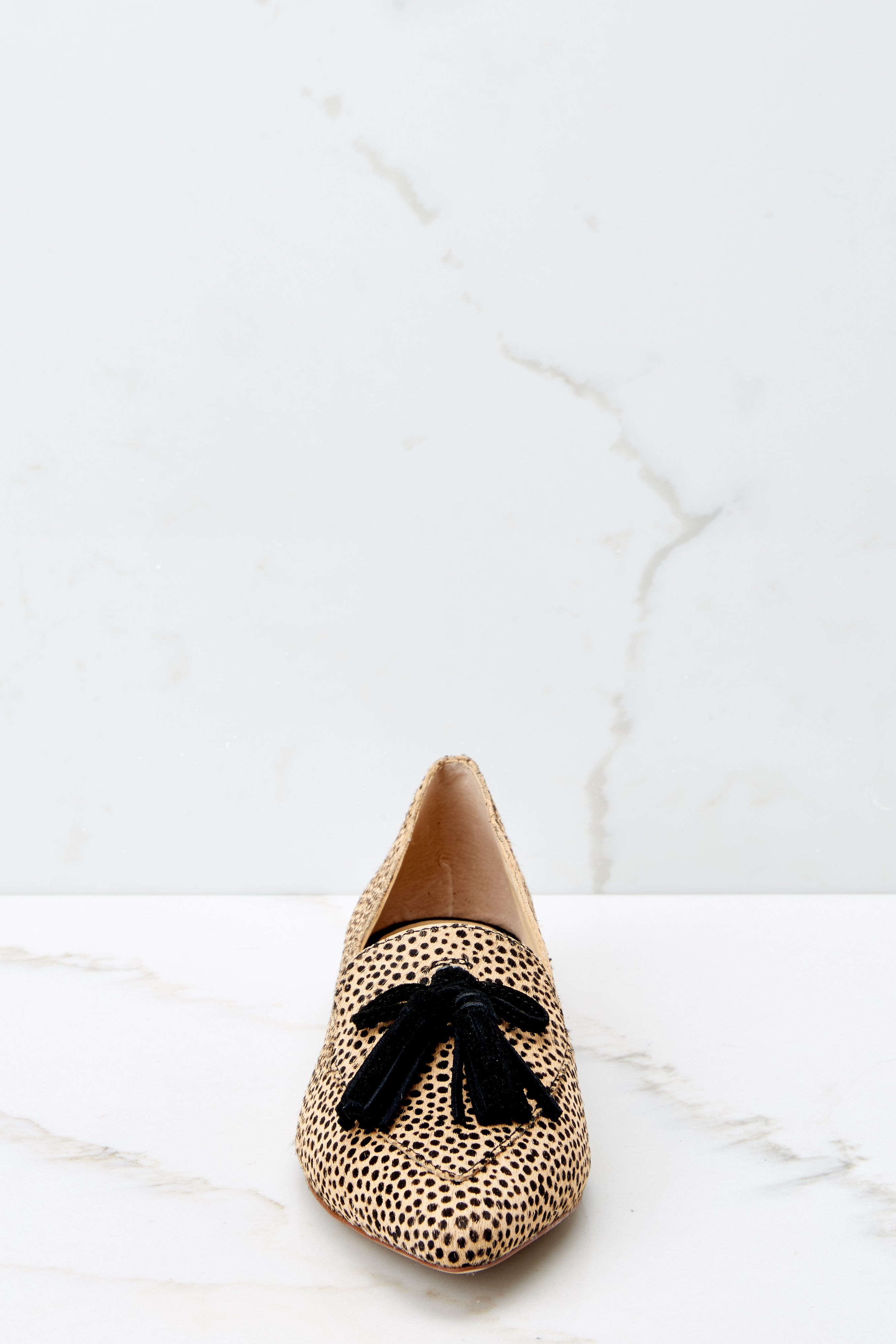 24ec2f7b263 Sole Society Hadlee Loafers - Cheetah Print Loafers - Shoes -  89.00 ...