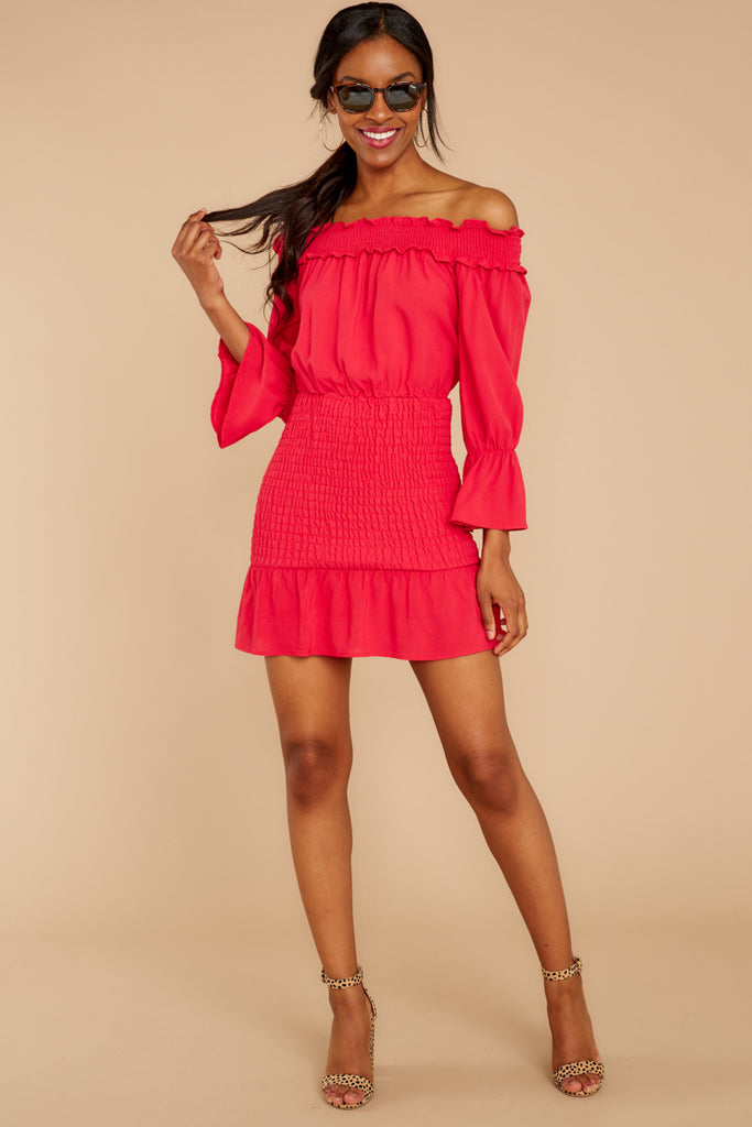 7b6964b97bbc Off the Shoulder Tops   Dresses - Trend Fashion On Sale Now – Red Dress