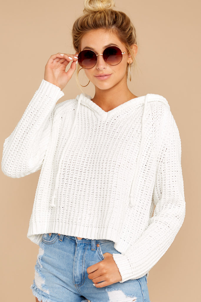 1 Dock On The Bay White Top at reddressboutique.com