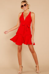 8 Hearts Aflame Red Dress at reddressboutique.com