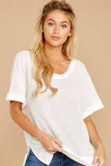 5 Dock On The Bay White Top at reddressboutique.com