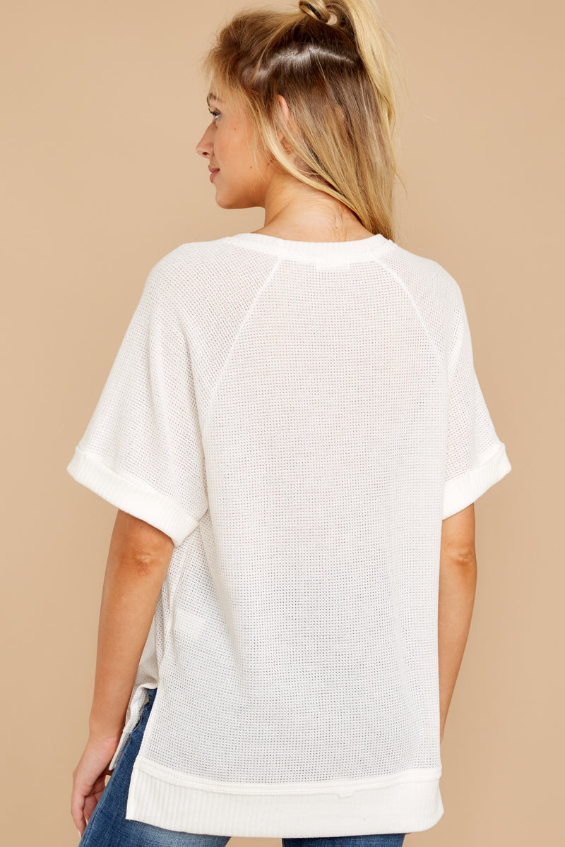 8 Dock On The Bay White Top at reddressboutique.com